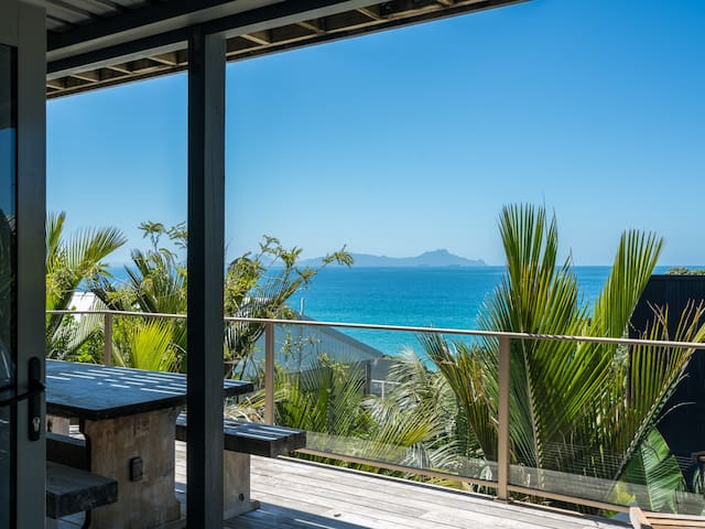Relax at Langs - Langs Beach Holiday Apartment