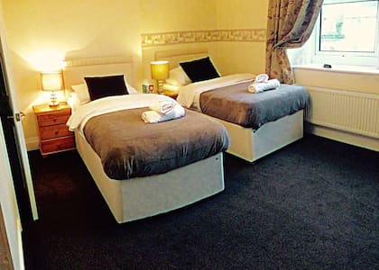 Beautiful self contained suite centre of Llandudno - Llandudno