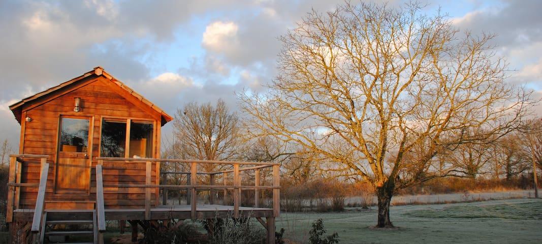 La cabane à Montmorillon - Montmorillon - Hytte
