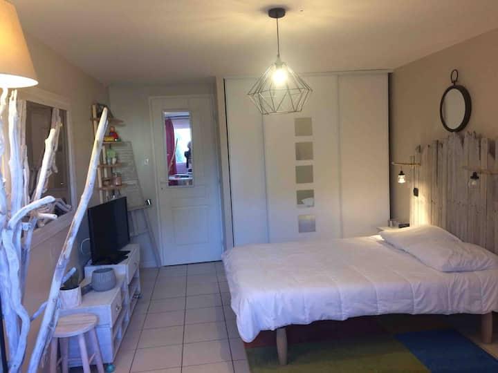 Appartement T2 avec entrée indépendante