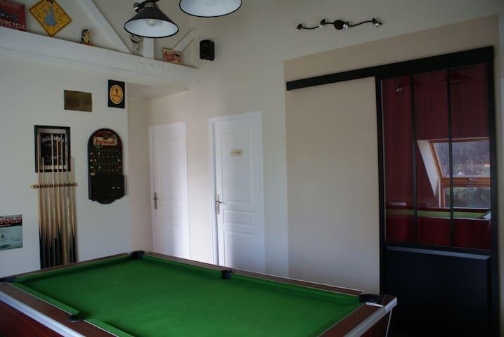 Logement indépendant 1 chambre 55 m2