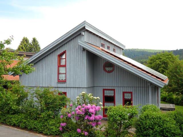 Waldmünchen Haus Tb 50qm bis 4Pers   (72)