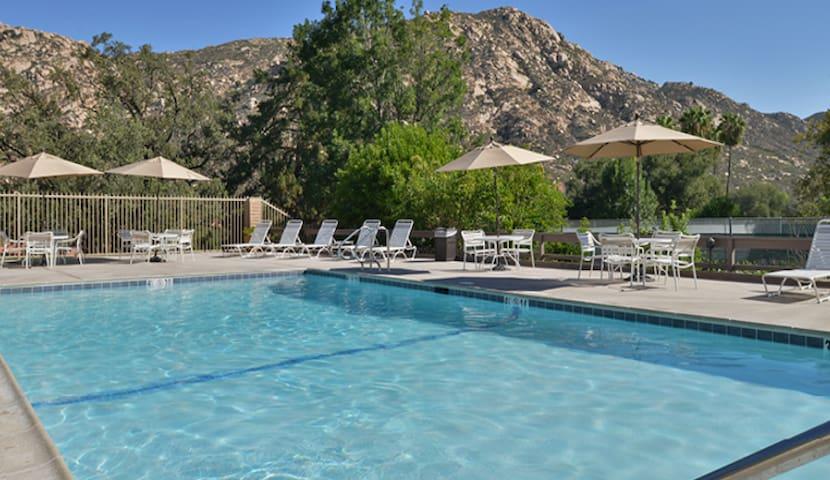 $600 Easter Week Sublet in at Riviera Resort - Ramona - Prázdninový dům
