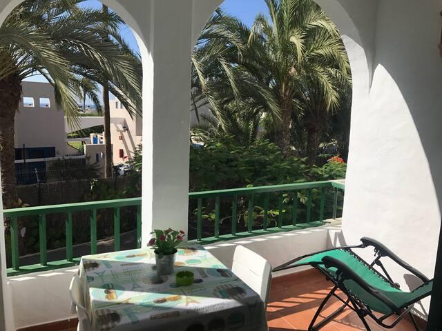 Estudio loft con Balcon Bahia Feliz Gran canaria
