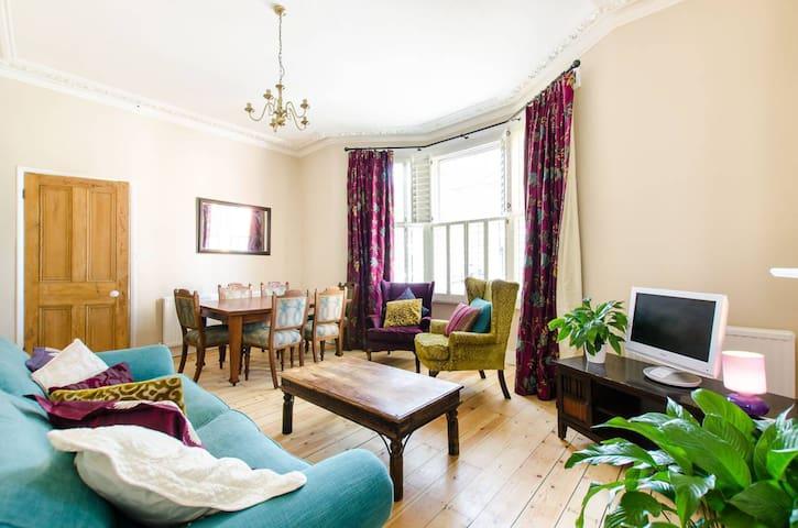 Charming one bedroom garden flat in Clapham