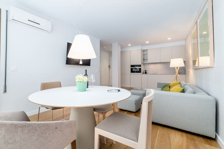 Trendy and new apartment in Valencia