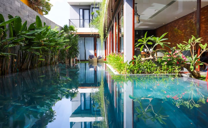 K House - APT with Two Beds & Near My Khe Beach