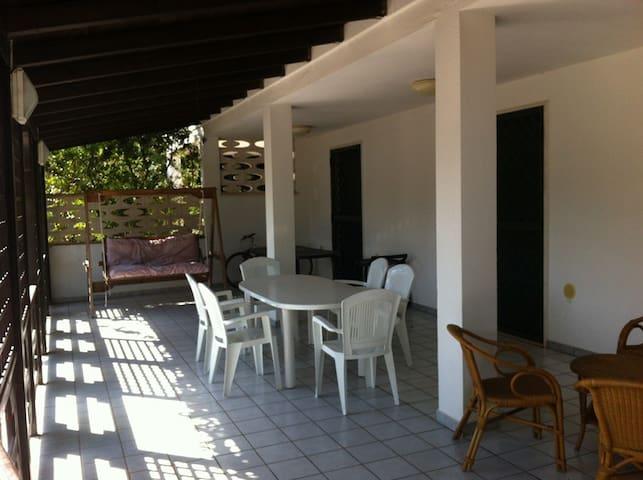 Splendida Villa - Marina di Mancaversa - Complexo de Casas