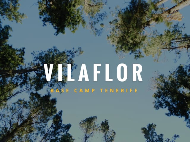 (VF) TENT IN THE MOUNTAIN - Vilaflor