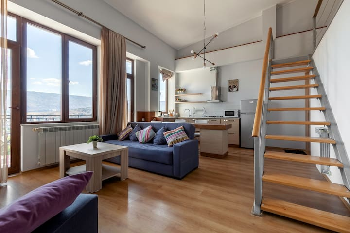 Studio apartment in old Tbilisi