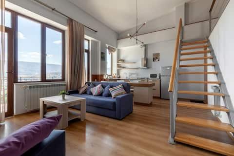 Studio apartment in old Tbilisi