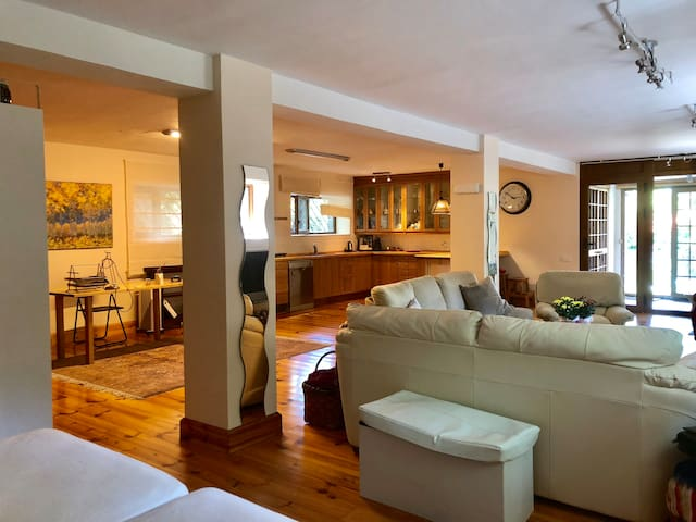 Large open space appartment  26 km Madrid