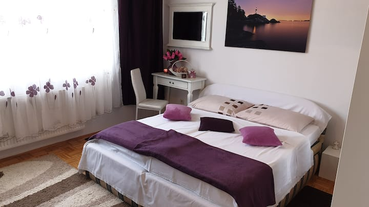 Apartmant Megy & Garden  (Highway exit Varaždin )