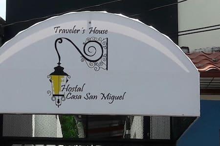 Casa San Miguel: Traveler's House - Dům