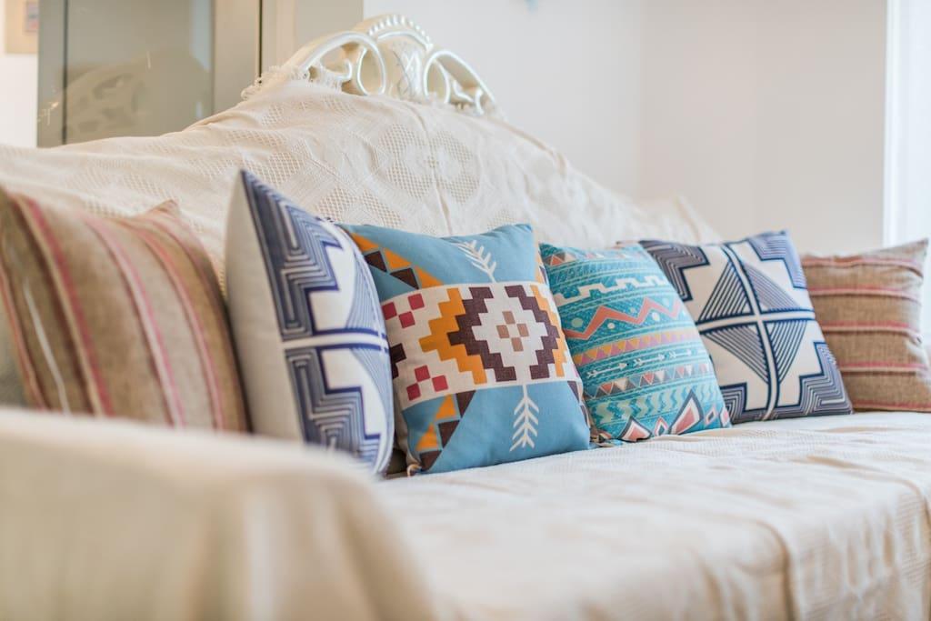 """【沙发】客厅是家中最重要的""""公共空间"""",让家人流连,让客人赞叹!"""