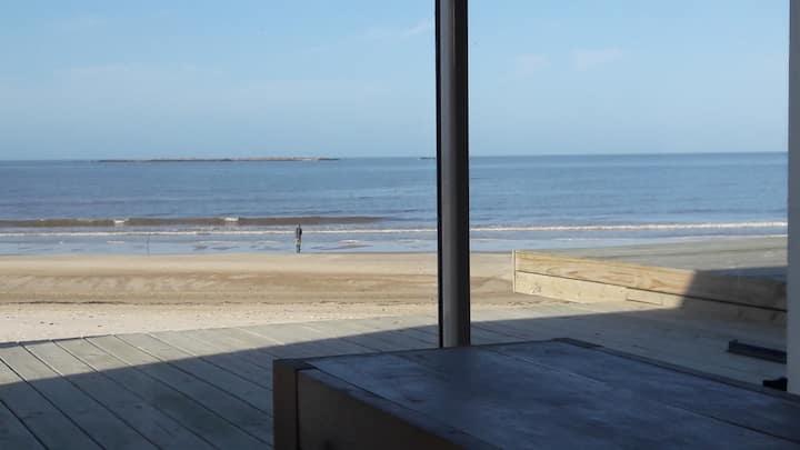 Casa sobre la Playa