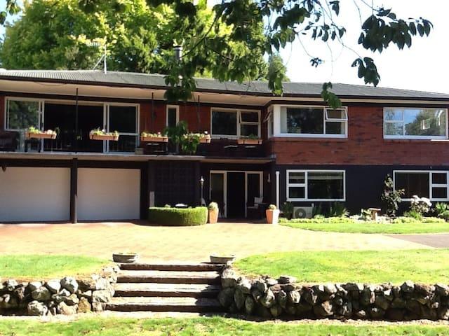 2 Bedroom Apartment Rotorua 3.5 km from city - Rotorua - Wohnung