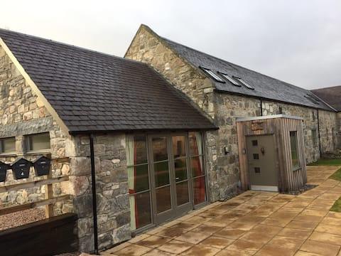 Wildcat Lodge - Scandi-Scots Cairngorms retreat