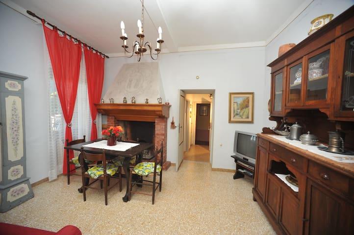 Antica Villa del 1636-Casa Lola - Sillicano - Lägenhet