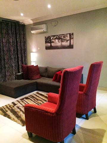 Luxury Modern Apartment in the Heart of Lekki.