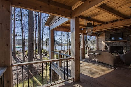 Masters Lake Oconee Home