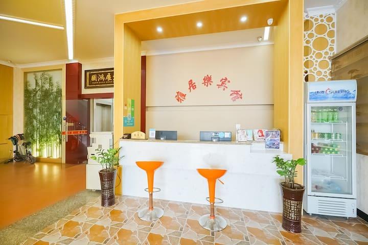 厦门北站免费接送--标准双床房 - Xiamen - Leilighet