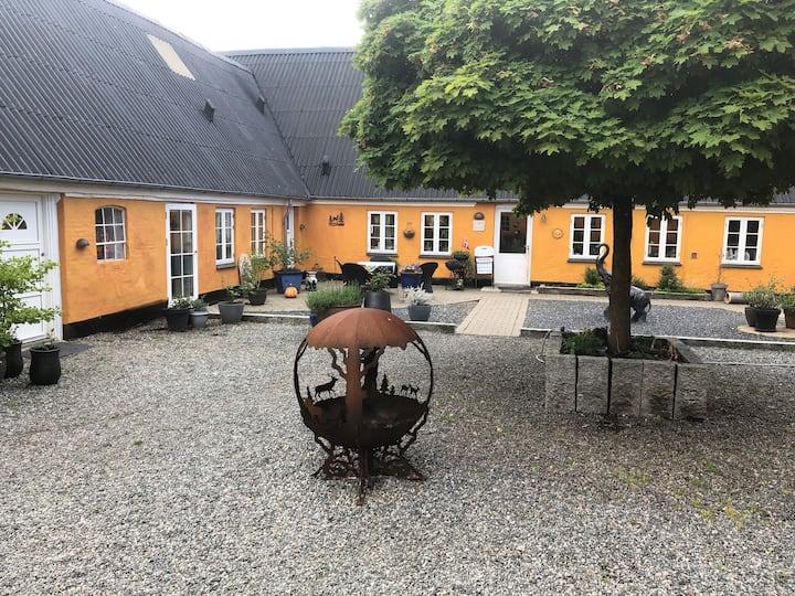Klostergården - en trivelig gård tæt på Ribe
