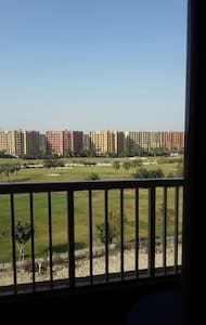 New fully furnished apt in golf porto marina