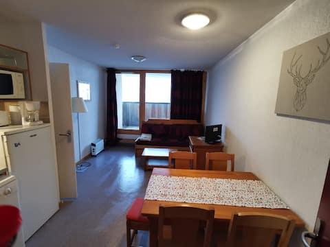 appartement 4 places neuf les toits du Devoluy