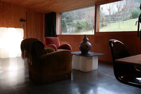 Studio d'artiste à 3 min. de l'embarcadère - Thonon-les-Bains
