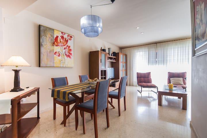 Apt Sierra Calderona,30 min playa - Serra - Apartamento