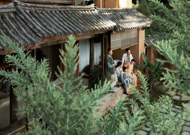 楸园民宿 茶马古道上的独立院子