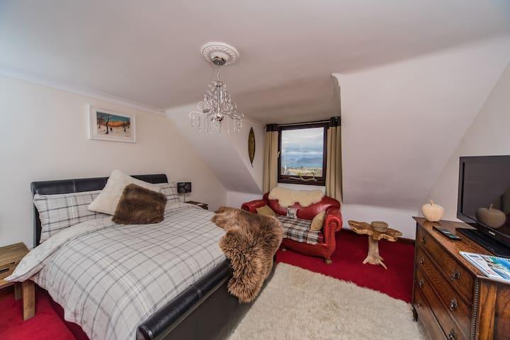 Fernlea Bed and Breakfast, Isle of Skye, Room S2