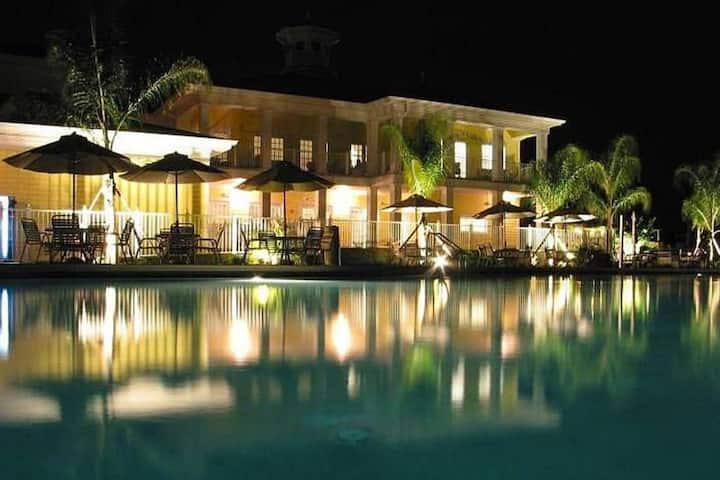 Popular resort by Disney; condo w/ no resort fees.