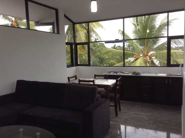 Third floor brand new holiday apartment