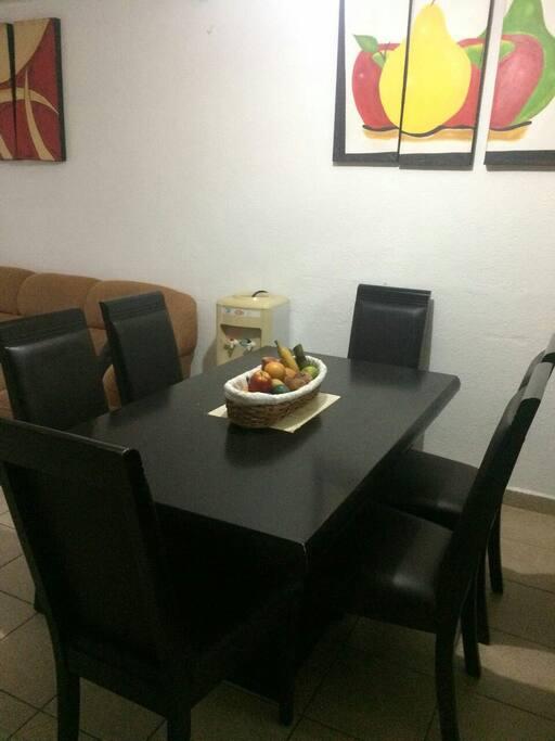 comedor(6 sillas)