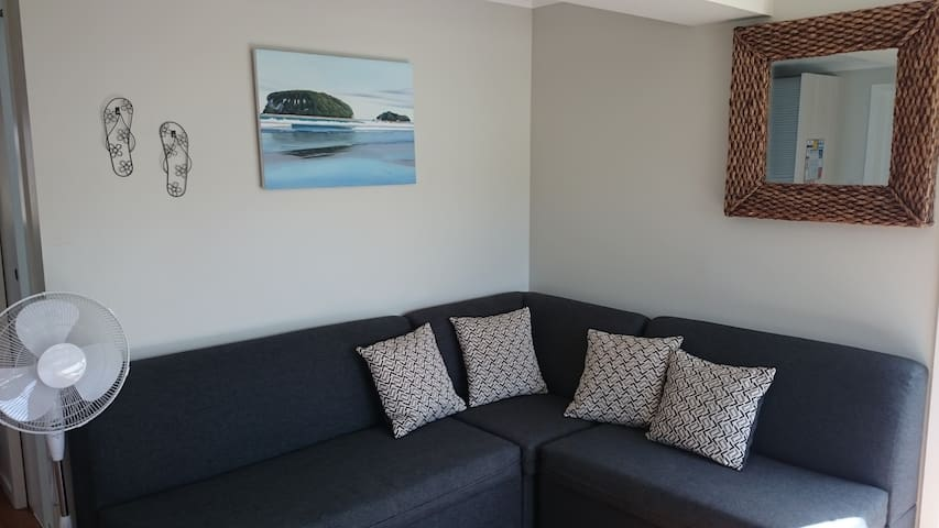 Beach Apartment - Whangamata - Byt