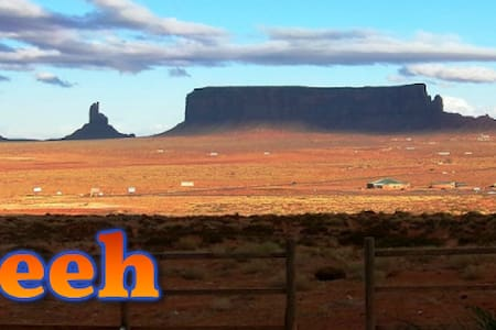 Tear Drop Arch Bed and Breakfast-2 - Oljato-Monument Valley
