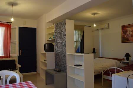 An autonomus studio bright & sunny - Atsipopoulo - Apartment