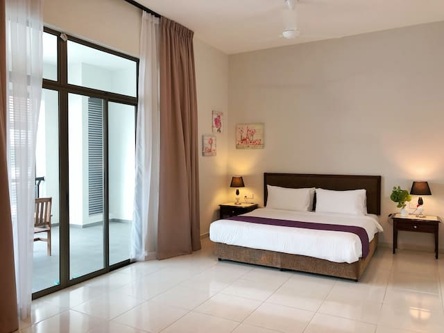 The Bliss Malacca 3-bedroom Suite