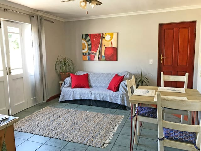The Flat at Green Oaks in the Heart of Knysna