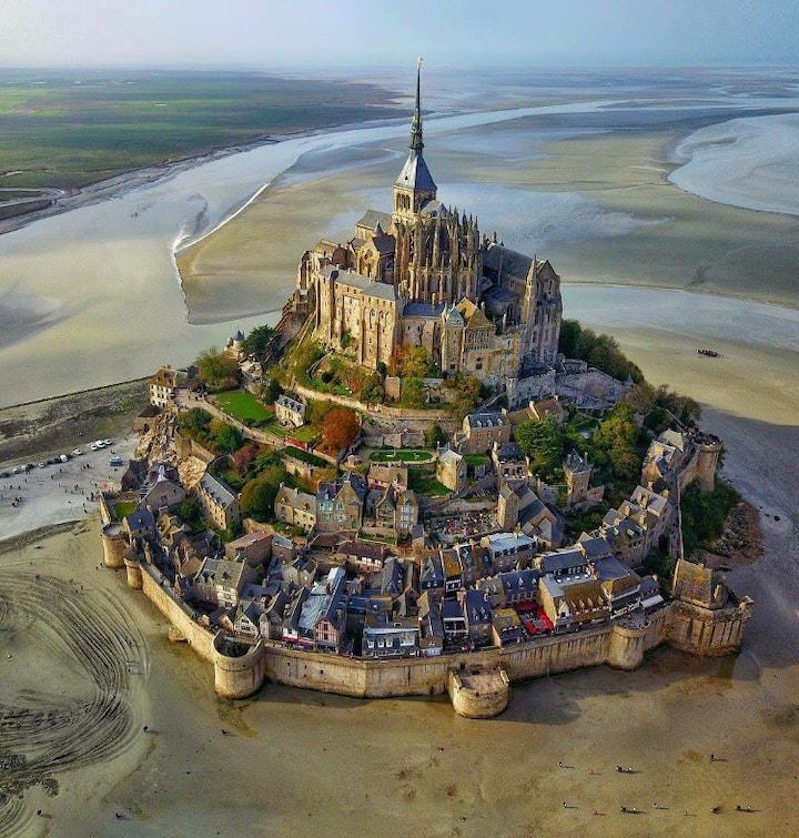 Chambre Avranches baie du Mont saint Michel