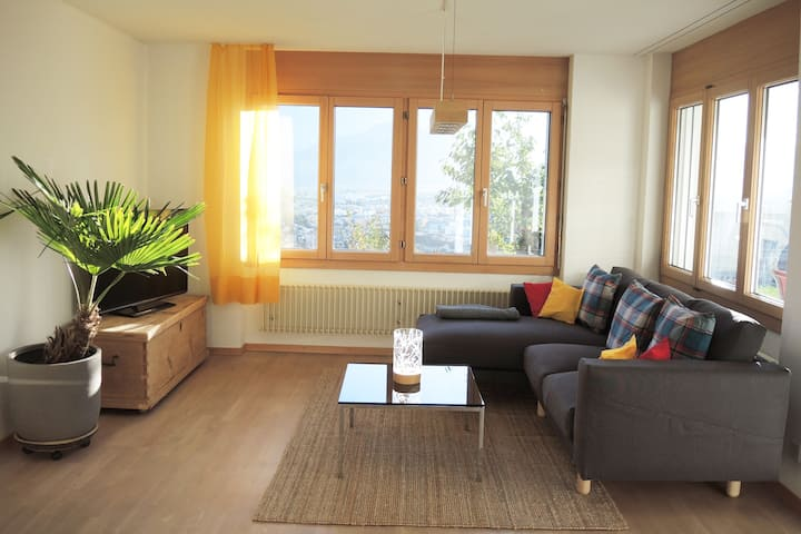 """Ferienwohnung """"Im Herrenwingert"""", (Mels), 4.5-room apartment"""