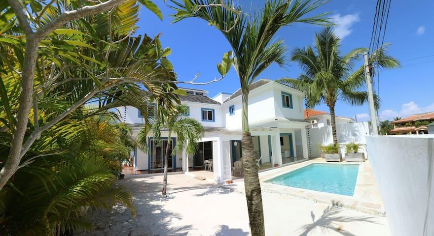 """b&b Villa Luna """"Estrella de mar"""" doble beds"""