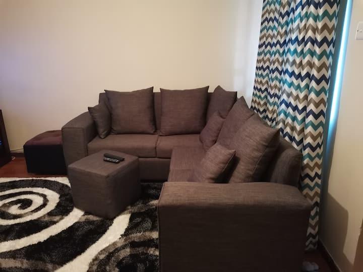 One bedroom apartment near JKIA