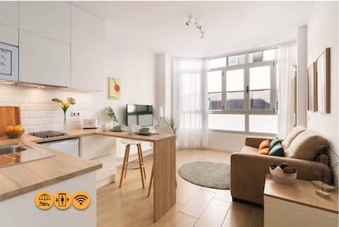 Amazing apartment in Gran Canaria - Canteras Beach
