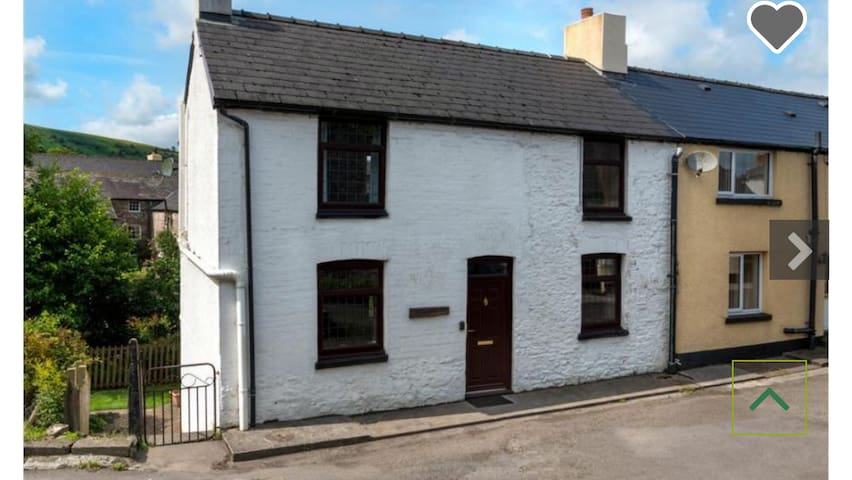 Glanyrafon, Riverside Cottage, Sennybridge