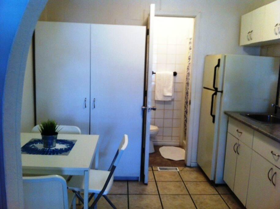 Appartement 1, cuisinette