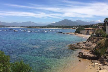 n°3.Bel App bord de mer au coeur de Porticcio - Grosseto-Prugna