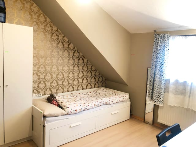 Clean room near Central Station  (Woman Only)